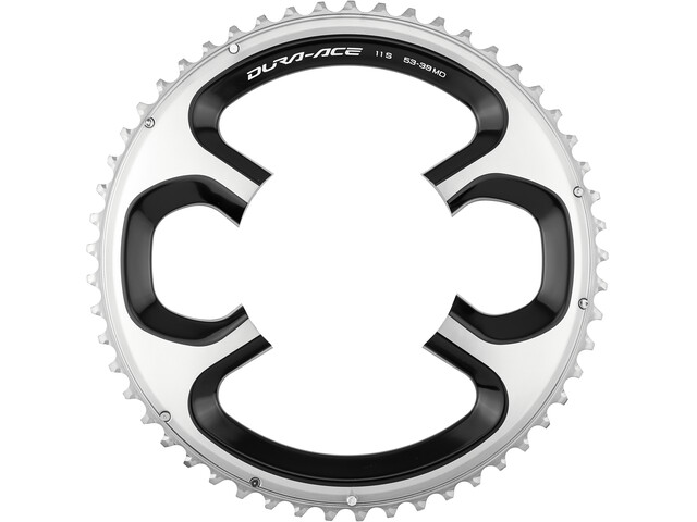 Shimano Dura-Ace FC-9000 Kettingblad 11-speed, MD, silver/black